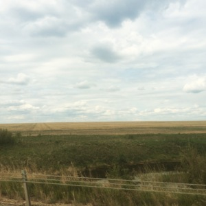 Ah, the prairies!