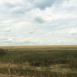 Ah, the prairies!