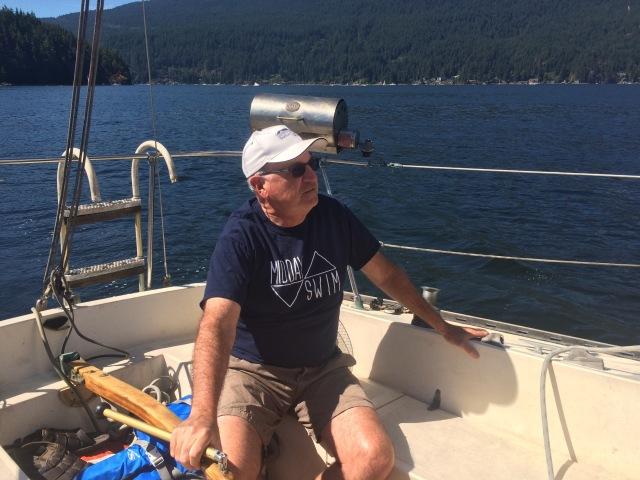 A natural sailor